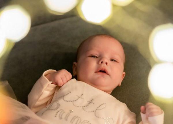 świąteczna sesja niemowlęca łódź prezent na dzień babci 06