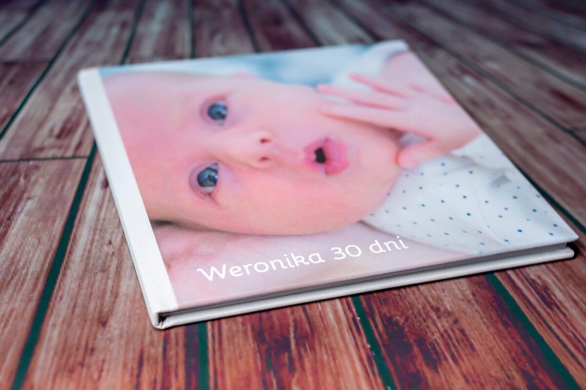 elegancki fotoalbum łódź perłowa okładka szytywne karty