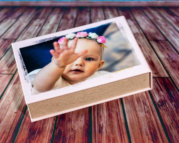 zdjęcia z chrztu łódź pamiątka chrztu świętego tył pudełka na zdjęcia